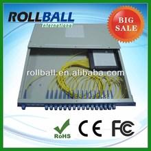 High quality FBT 1*16 optic splitter box