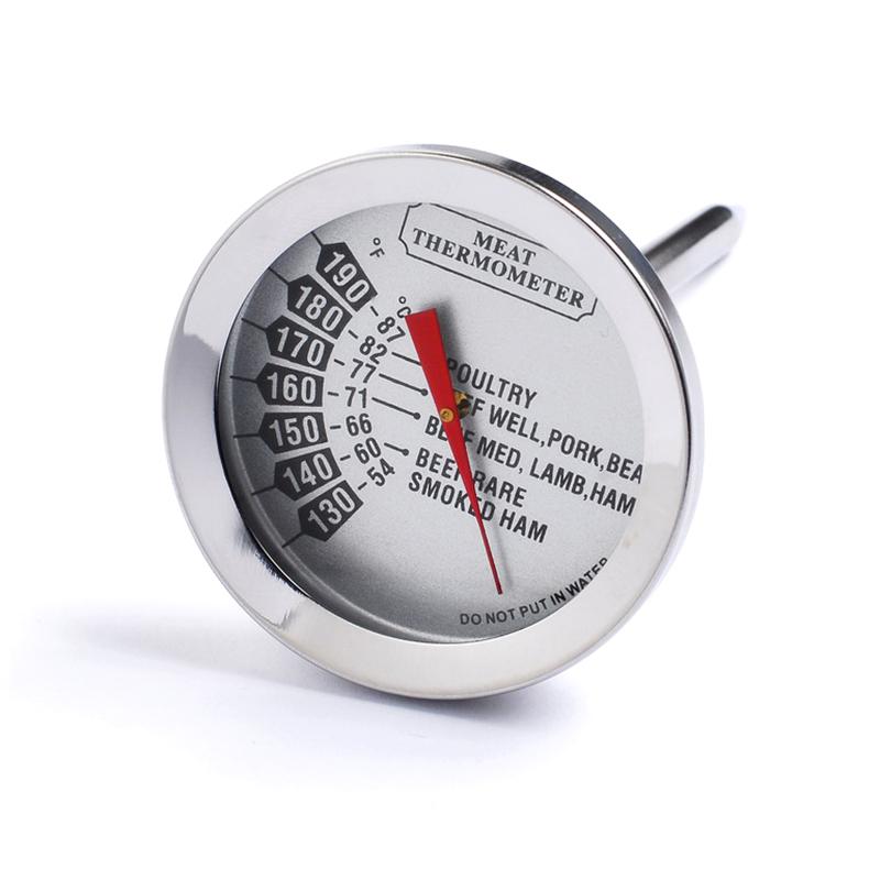 Yüksek Kalite Kablosuz Elektronik Dijital Yenilik Et Termometre