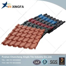 ISO 9001 certificated roofing sheet manufacturers/plastic gazebo sheet roof price/synthetic slate roofing