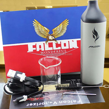 Ego now electronic cigarette Falcon built-in water tank filter vapor dubai electronic cigarette price