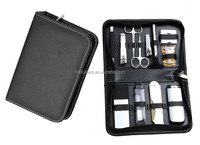 manicure pedicure set kit tool