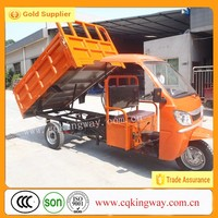 Chongqing Manufacture Cheap Adult Passenger Three Wheel Motorized Cargo Motorcycle for Sale