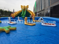 new style giant inflatable slides for sale/ inflatable big elephant slide