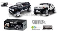 Latest 4CH Wifi RC Car With SPY Camera by IPHONE& ANDROID CONTROL