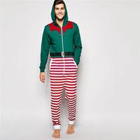 PA0009A Loungewear Christmas Elf Onesie With Bells