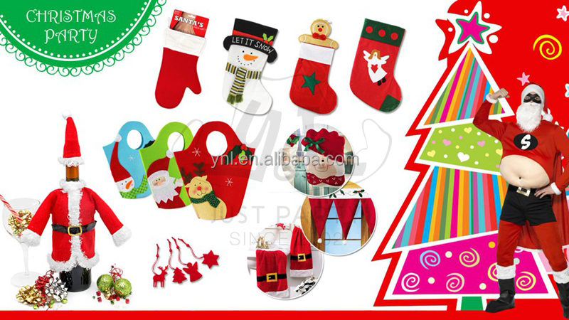 Christmas Stocking With Embroidery From China