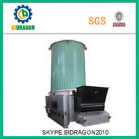6 ton coal fire thermax oil steam boiler for heating