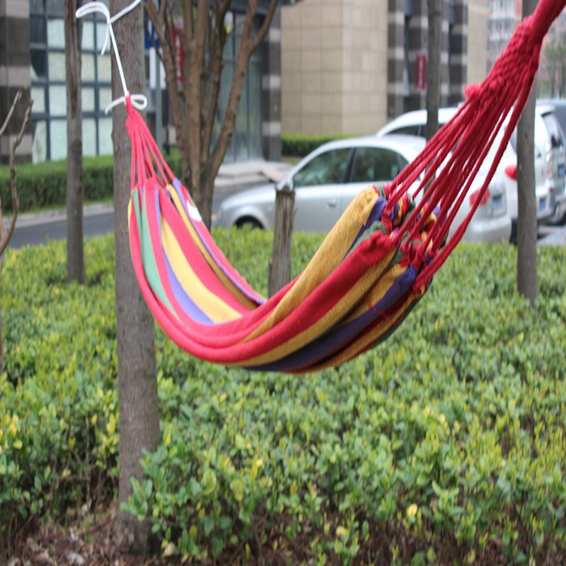 2015hot sale make rope hammock green beautiful hammock for Make a rope hammock