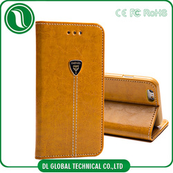 Wallet Leather Phone Case for iPhone 6 PU Leather Case, Flip Cover for iPhone 6 Leather Phone Case, Card Slot Leather Phone Case