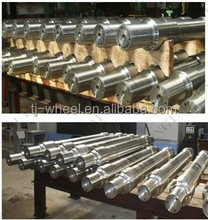 Axle used for railway&transport&railway tank,Forging Railway Axle Welcomed By Customers,Railway Axle Manufactory