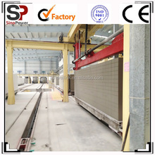 machine for concrete building blocks making ,thermalite building blocks manufacturing process,making of concrete building block