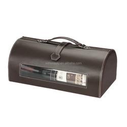 Fashional Wine Box Wine Bag Leather Carrier Good Quality