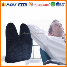 2014 High Quality memory foam office chair back support cushion