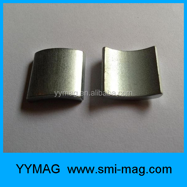 permanent neodymium motor rotor magnet