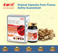 Chinese Herbs High Quality Private Lable Vessel Clean Product foods to reduce high blood pressure