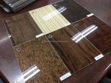 Low Price Glossy UV HPL/Aluminum HPL in Different Design