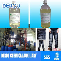 High concentrated low formaldehyde textile anti wrinkle Resin for denim washing