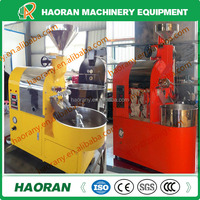 High Quality hot sale stainless steel peanut,sesame,coffee bean roaster machine for sale