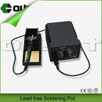 lead free constant temeprature soldering pot