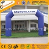 advertising inflatable archway with logo printing F5004