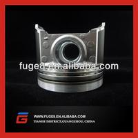 forged steel piston for Kubota engine V3800 spare parts