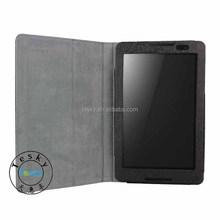 for lenovo A5500 case, leather flip cover case for lenovo A5500 tablet case