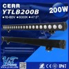 Made In China Y&T cheap 200w stright led light bars strobe light