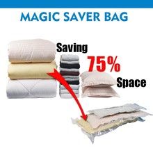 Popular and cheap space saver storage bags for clothing