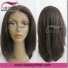 5A Grade Natural Color New Brazilian Human Hair Wig