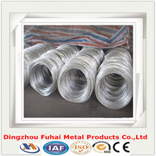 low carbon iron,zinc coated galvanized iron wire binding wire