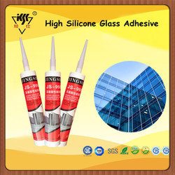 China Cheap Silicone Sealant Supplier High Silicone Glass Adhesive