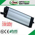 24v 10ah lithium battery for electric bike