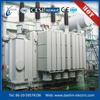 power electric oil rectifier transformer