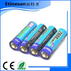 Brand new 4pcs/pack 1.5V AAA li-ion battery rechargable