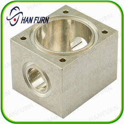 oem replacement parts contract manufacturing machine shops / CNC metal milling cutting machining services / custom manufacturer