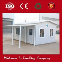 china supplier modern highly green shanghai prefab house