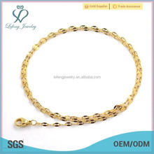 New design sexy stainless steel lips necklace, gold chain for love wholesale