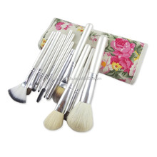 Small order accept makeup brush set nylon face mask brush
