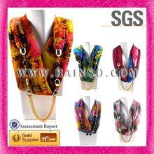 accesorios de moda complementos para el cuello pañuelos de venta al por mayor