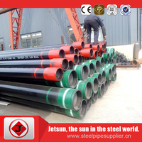 carbon steel oil well casing seamless steel pipes for oil and gas transportation