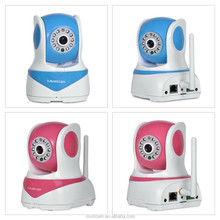 HD WiFi camera surveillance for home care, baby care, house, office