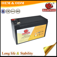 Cheap Ups battery 12v 7ah for Alarm Systems/Power Tools