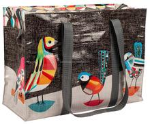 Laudry Storage Large Zippered Recycled Jumbo Bag
