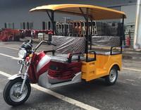 2015 new passenger electric auto rickshaw tuk tuk