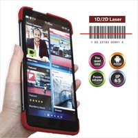 7 inch wifi Android tablet, barcode scanner, NFC tags reader, UHF rfid is optional