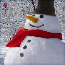 decorate snowman kit, kids christmas craft kits With Eyes, Nose, Scarf & Hat
