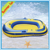 Wholesale Bouble Boat PVC Two-person Inflatable Rowing Boat