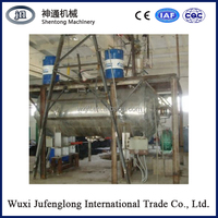 High efficiency 8 cubic reclaim desulfurization tank, rubber crumb making machinery from Shentong