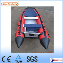 pvc inflatable rescue boat for sale