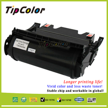 Stable Quality Compatible Lexmark 64004HL Toner Cartridge Lexmark T640 Reduced Per-Page Costs
